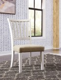 Ashley Dazzelton Side Chair Available Online in Dallas Fort Worth Texas
