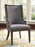Ashley Townser Brown Arm Chair Available Online in Dallas Fort Worth Texas