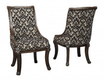 Ashley Valraven Arm Chair Available Online in Dallas Fort Worth Texas