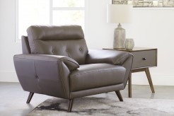 Ashley Sissoko Grey Chair Available Online in Dallas Fort Worth Texas