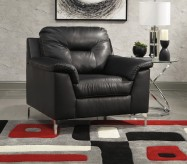 Ashley Tensas Black Chair Available Online in Dallas Fort Worth Texas