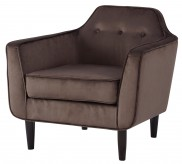 Ashley Oxette Mink Accent Chair Available Online in Dallas Fort Worth Texas