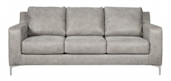 Ashley Ryler Steel Sofa Available Online in Dallas Fort Worth Texas