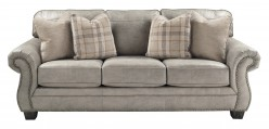 Ashley Olsberg Steel Sofa Available Online in Dallas Fort Worth Texas