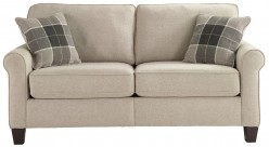 Ashley Lingen Loveseat Available Online in Dallas Fort Worth Texas
