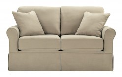 Ashley Senchal Stone Loveseat Available Online in Dallas Fort Worth Texas