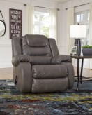 Ashley Walgast Gray Recliner Available Online in Dallas Fort Worth Texas