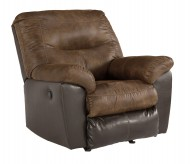 Ashley Leonberg Coffee Rocker R... Available Online in Dallas Fort Worth Texas