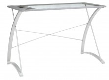 Ashley Bertmond Silver Desk Available Online in Dallas Fort Worth Texas