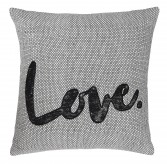 Ashley Mattia White/Black Pillow Available Online in Dallas Fort Worth Texas