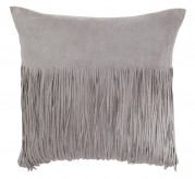 Lissette Grey Pillow Available Online in Dallas Fort Worth Texas