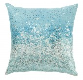 Meilani Blue Pillow Available Online in Dallas Fort Worth Texas