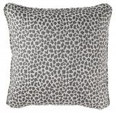 Piercy Gray Pillow Available Online in Dallas Fort Worth Texas
