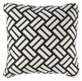 Ashley Ayres Black/White Pillow Available Online in Dallas Fort Worth Texas
