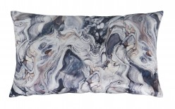 Ashley Carissa Gray/Blue Pillow Available Online in Dallas Fort Worth Texas