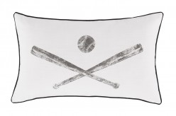 Waman Charcoal Pillow Available Online in Dallas Fort Worth Texas