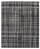 Ashley Jai Black/White Large Rug Available Online in Dallas Fort Worth Texas