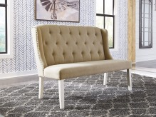 Ashley Dazzelton Upholstered Be... Available Online in Dallas Fort Worth Texas