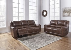 Ashley Perisphone 2pc Reclining Power Sofa & Loveseat Set Available Online in Dallas Fort Worth Texas