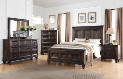 New Classic Sevilla 5pc King Bedroom Group Available Online in Dallas Fort Worth Texas