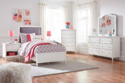 Ashley Faelene 5pc Twin Bedroom... Available Online in Dallas Fort Worth Texas