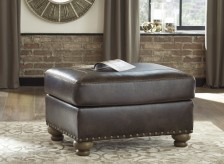 Ashley Nicorvo Coffee Ottoman Available Online in Dallas Fort Worth Texas