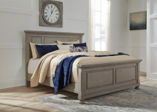 Ashley Lettner King Panel Bed Available Online in Dallas Fort Worth Texas