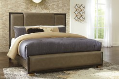 Ashley Chalience King Panel Bed Available Online in Dallas Fort Worth Texas