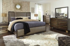 Ashley Chalience 5pc King Panel... Available Online in Dallas Fort Worth Texas