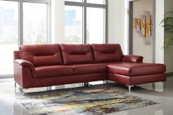 Tensas 2pc Left Arm Facing Sofa Sectional Available Online in Dallas Fort Worth Texas