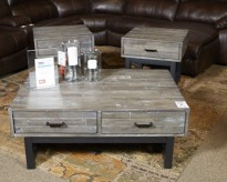 Ashley Mondoro 3pc Coffee Table... Available Online in Dallas Fort Worth Texas