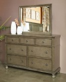 Ashley Devensted Grey Dresser Available Online in Dallas Fort Worth Texas