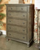 Ashley Devensted Five Drawer Ch... Available Online in Dallas Fort Worth Texas