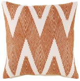 Carlina Orange Pillow Available Online in Dallas Fort Worth Texas