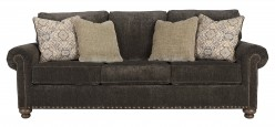 Ashley Stracelen Dark Brown Sofa Available Online in Dallas Fort Worth Texas