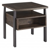 Ashley Vailbry Brown End Table Available Online in Dallas Fort Worth Texas