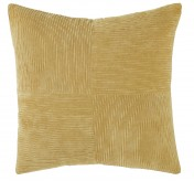 Ashley Jinelle Ochre Pillow Available Online in Dallas Fort Worth Texas