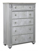 Zolena 5 Drawer Chest Available Online in Dallas Fort Worth Texas