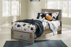 Ashley McKeeth Twin Panel Bed Available Online in Dallas Fort Worth Texas