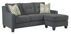 Ashley Shayla Grey Sofa Chaise Available Online in Dallas Fort Worth Texas