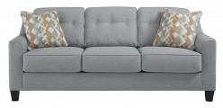 Ashley Menga Grey Sofa Available Online in Dallas Fort Worth Texas