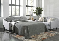 Ashley Menga Queen Sleeper Sofa Available Online in Dallas Fort Worth Texas