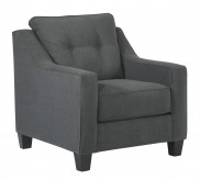 Ashley Shayla Grey Chair Available Online in Dallas Fort Worth Texas