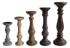 Carston Candle Holder Decor Available Online in Dallas Fort Worth Texas