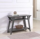 Coaster Ridge Grey Sofa Table Available Online in Dallas Fort Worth Texas
