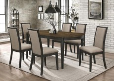 Coaster Frankfort Side Chair Available Online in Dallas Fort Worth Texas