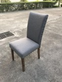 Coaster Pekrun Grey Side Chair Available Online in Dallas Fort Worth Texas