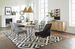 Coaster Ellwood Dining Table Available Online in Dallas Fort Worth Texas
