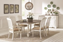 Coaster Toledo Oval Dining Table Available Online in Dallas Fort Worth Texas
