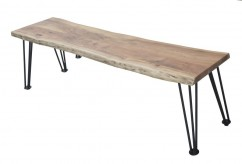 Coaster Clinton Brown Bench Available Online in Dallas Fort Worth Texas